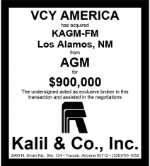 Website - AGM Nevada and VCY