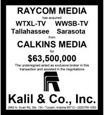Website - Calkins Raycom