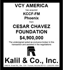 Website - Chavez & VCY