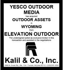 Website - Elevation Otr WY and YESCO Otr Media