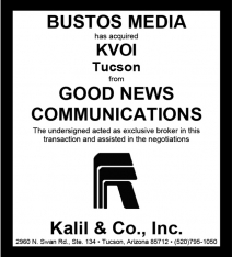 Website - Good News & Bustos
