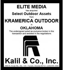 Website - Kramerica Otr OK and Elite Media
