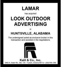 Website Lamar and Look Outdoor