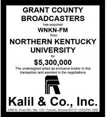 Website - NKU WNKN-FM and Grant County