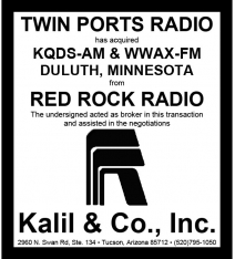 Website - RRRC KQDS(AM) WWAX(FM) and Twin Ports Radio