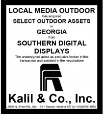 Website - Southern Digital GA and Local Media Otr