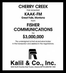 kaak-fm-cherry-creek-fisher-comm