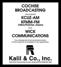 kcuz-kfmm-cochise-tucker-wick